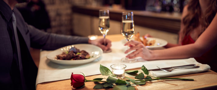 Celebrate Valentine's Day 2021 in Arlington at Washington & 157 with Your Special Someone